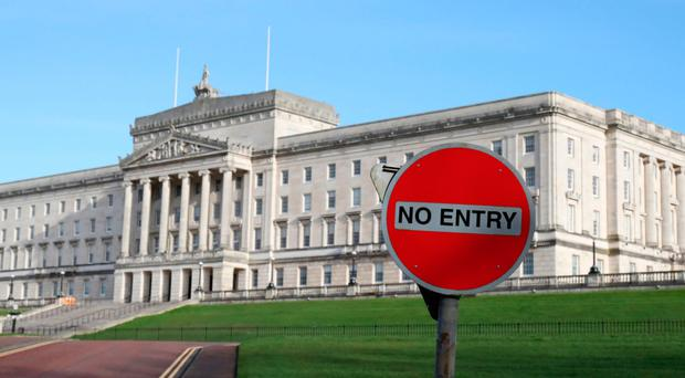 Stormont has paid over £500,000, which Jim Allister said was 'squandered', on catering and broadcasting