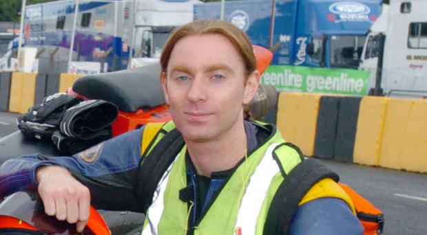 Accident: John Hinds
