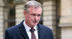 File photo dated 04-10-2017 of Northern Ireland manager Michael O'Neill.