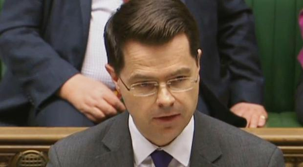 James Brokenshire has said the latest date for a deal to return to powersharing would be October 30