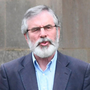 Comments: Gerry Adams