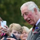 The Prince of Wales is visiting victims of the storms that hit Northern Ireland in August