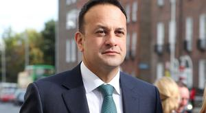 Taoiseach Leo Varadkar voiced his concerns about the deadlock in Northern Ireland as he attended the European Council summit