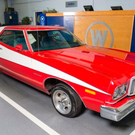 The Ford Gran Torino and in the programme Starsky and Hutch