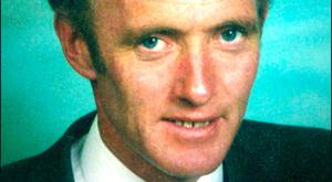 Co Louth farmer Tom Oliver who was murdered by the IRA