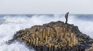 Giants Causeway was named as the UK's top tourism destination