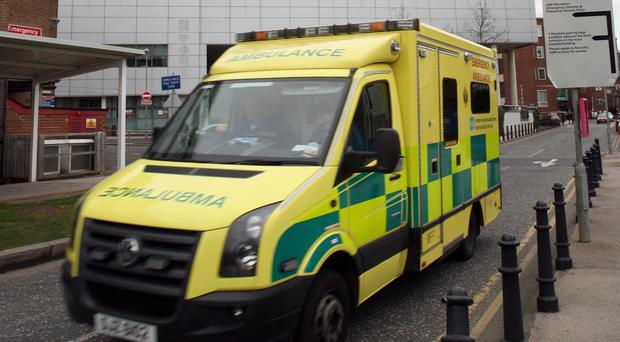 A paramedic has been assaulted while attending to a call-out in Londonderry.