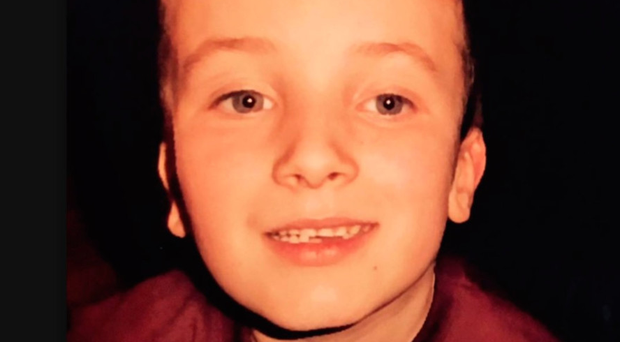 Kian McIntosh died just days before he was due to return to school
