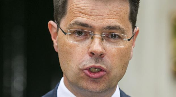 Secretary of State for Northern Ireland James Brokenshire has urged the region's politicians to reach a powersharing deal