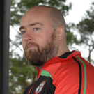 Injuries: Ex-officer Peadar Heffron