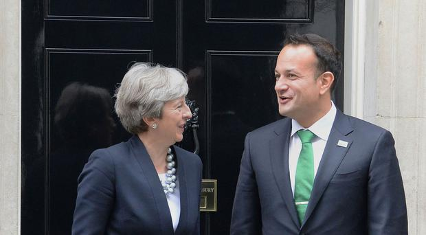 The two leaders spoke on the phone about the latest twist in the political deadlock at Stormont