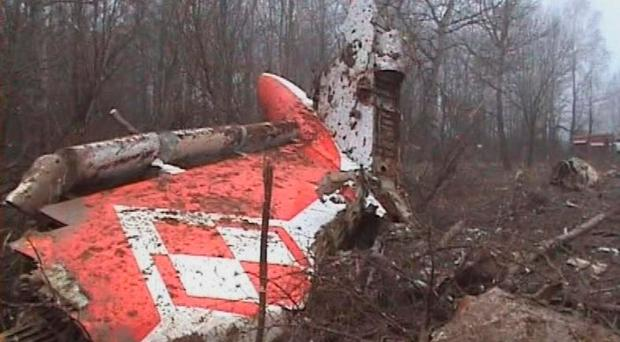 Air disaster in Russia in April 2010 claimed lives of all 96 people on board including Polish President Lech Kaczynski and his wife Maria