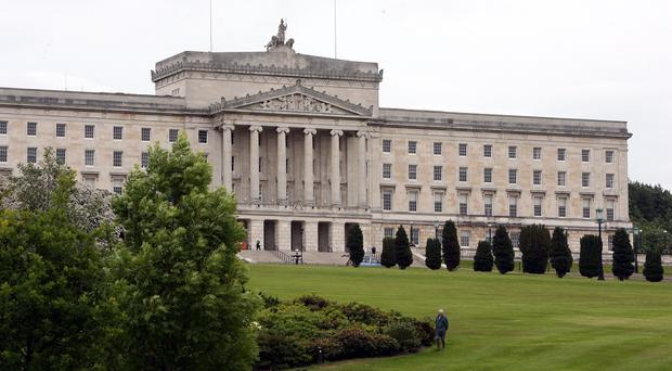 The report will be launched at Stormont