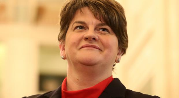 DUP leader Arlene Foster was economy minister at the time of the RHI scheme