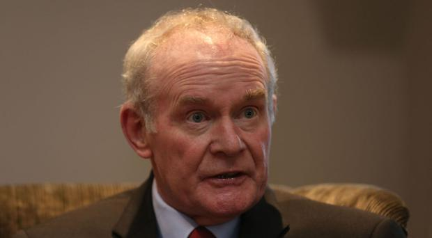 It is understood Danny Bradley made the approach to Stormont's then-deputy first minister in 2015