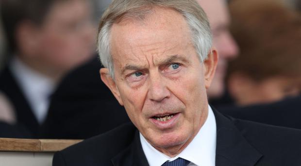 Tony Blair began the peace process scheme which saw 95 letters of comfort issued by the government