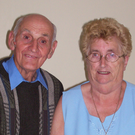 The late Harry Wells with wife Doreen