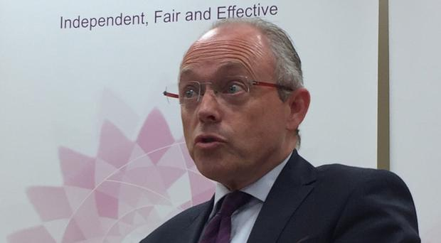 Director of Public Prosecutions Barra McGrory said the evidence of loyalist informer Gary Haggarty would be used in the case