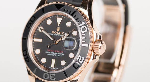 Rolex watch (stock image)