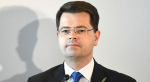 James Brokenshire said in July he aimed to lift anonymity on donations