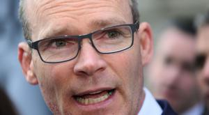 Mr Coveney also warned a proposed amnesty for soldiers accused of crimes during the Troubles has the potential to undermine legacy processes