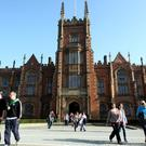 Queen's University is under fire after spending almost £300,000 on a rebranding exercise