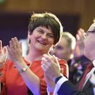 DUP leader Arlene Foster has endured a rollercoaster year