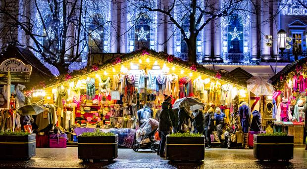 5 Of Northern Ireland's Best Christmas Shopping Destinations