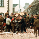 The IRA's 1987 bombing of the Cenotaph in Enniskillen killed 12 people