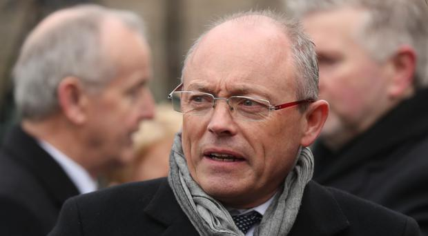 Barra McGrory is leaving his role as director of public prosecutions