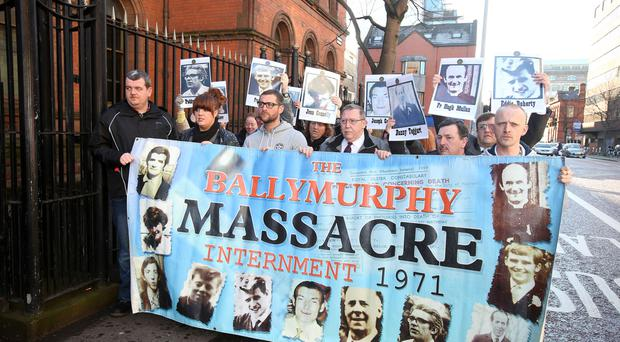 The inquest will examine the deaths at Ballymurphy