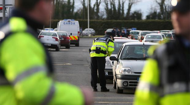 Members of the Gardai are currently legally prevented from giving evidence in Northern Irish courts