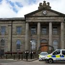 The man will appear at Omagh Magistrates Court