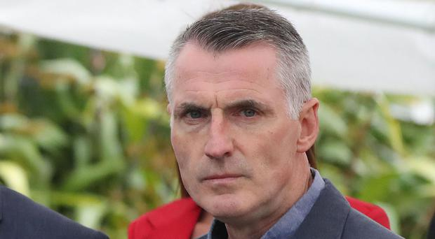 Declan Kearney accused the DUP and the UK Government of creating the continuing political crisis at Stormont