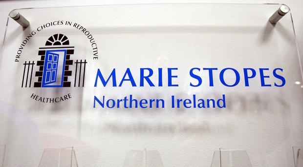Marie Stopes UK said it was proud of all its team had achieved in Belfast
