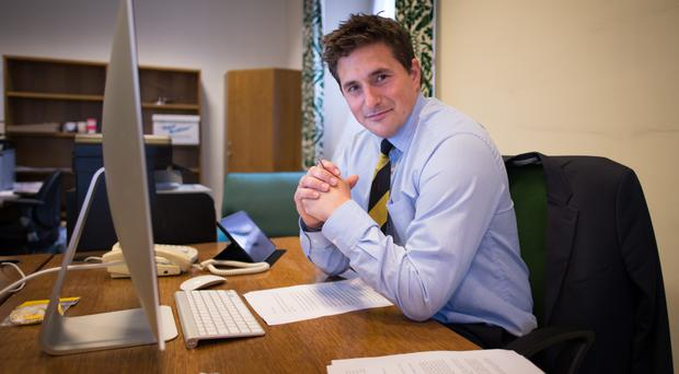 The letter has been signed by Tory MP and former Army captain Johnny Mercer