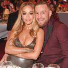 Rita Ora with Conor McGregor