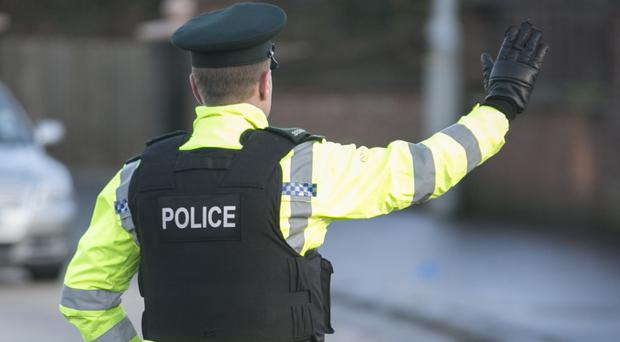 Police said a targeted man was shot in one leg and suffered other injuries in a street in Garvagh, Co Londonderry