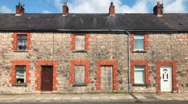 8 Umgola Row, Armagh which was sold for £28,000