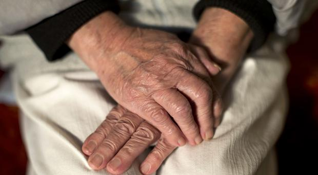 The report said Northern Ireland's social care system was
