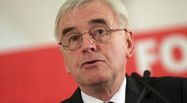 McDonnell says Labour would try to stay in 'reformed single market'