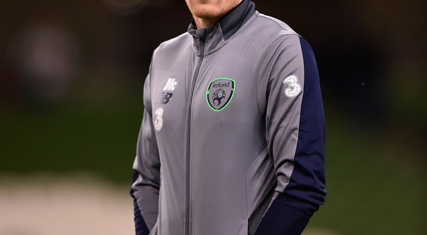 Footballer James McClean, one of 200 signatories to a letter sent to Leo Varadkar