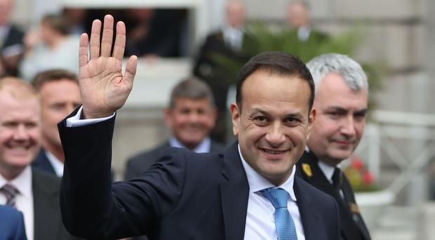 Taoiseach Leo Varadkar has been speaking out about the Brexit agreement