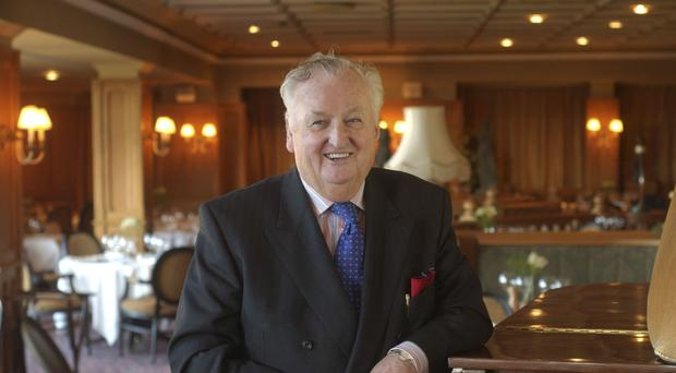 Sir William was a prominent figure in the hospitality industry (Hastings Hotels/PA)