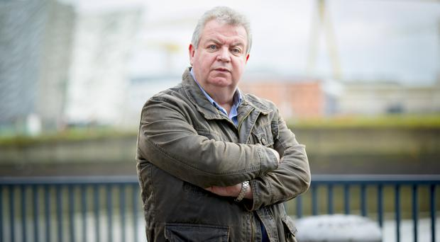 Sean Magee says he has been in turmoil since Ulster Bank took over his business
