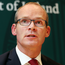 Simon Coveney said the Good Friday Agreement may be 'looked back at'
