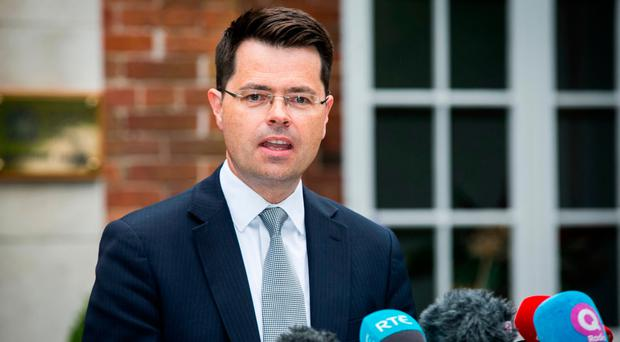 Pushed: James Brokenshire