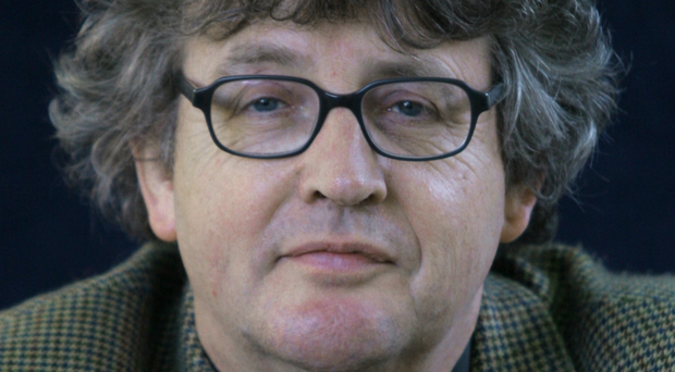 Honoured: Paul Muldoon