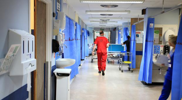 Next year will be one of the most challenging the health service in Northern Ireland has ever faced, staff have been warned.