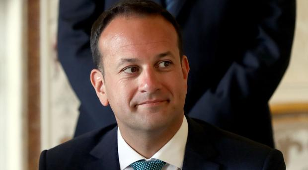 Leo Varadkar said he would not support a return to straight direct rule from Westminster